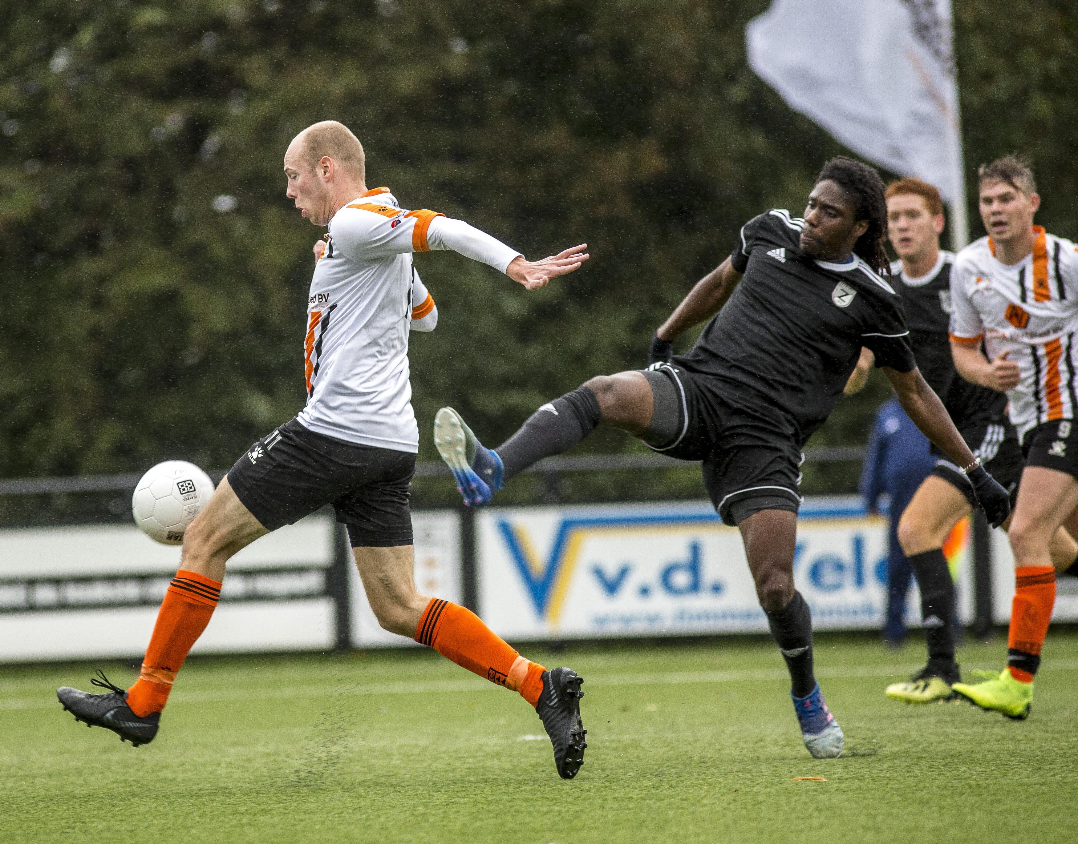 HBC wint van Zeeburgia: 'Dat we gepromoveerd zijn hoeft niet te betekenen dat we om degradatie te spelen'