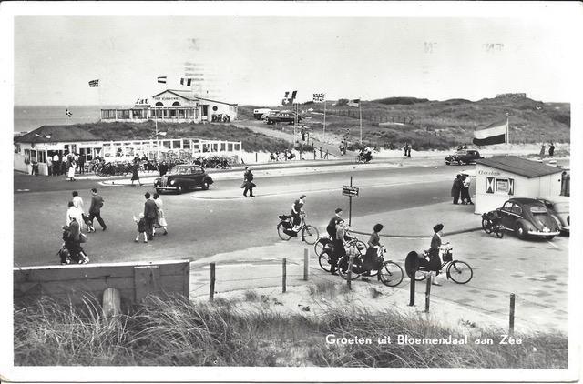 Foto's gezocht voor jubileumboek over Zeeweg 100 jaar, de weg naar het Bloemendaalse strand