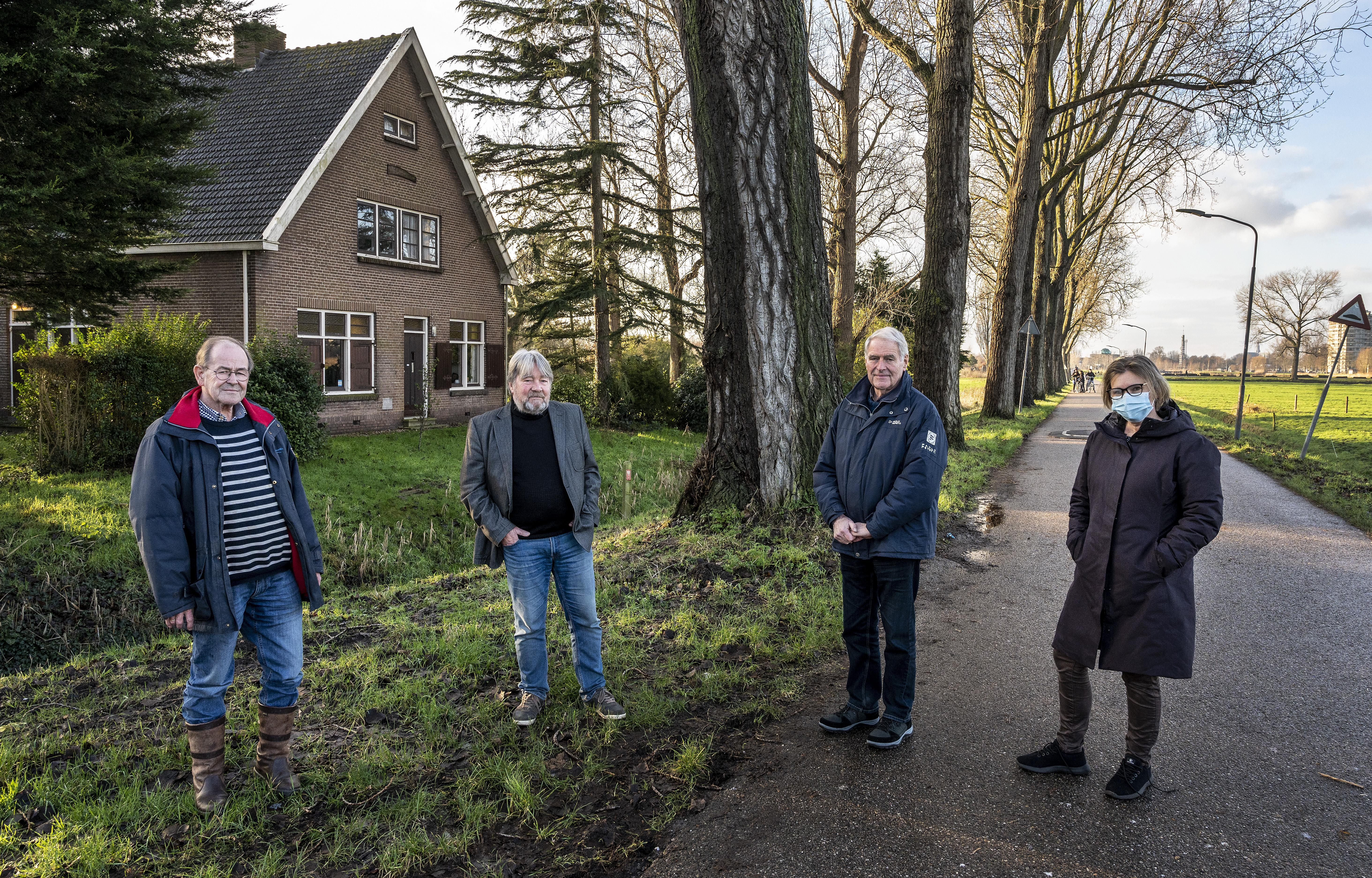 Haarlemse wijkraden strijden samen tegen asowoningen en verslaafdenopvang, gezamenlijk pleidooi voor Domus Plus en Skaeve Huse in Waarderpolder