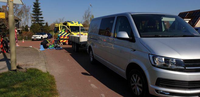In Opmeer aangereden fietser overlijdt in het ziekenhuis