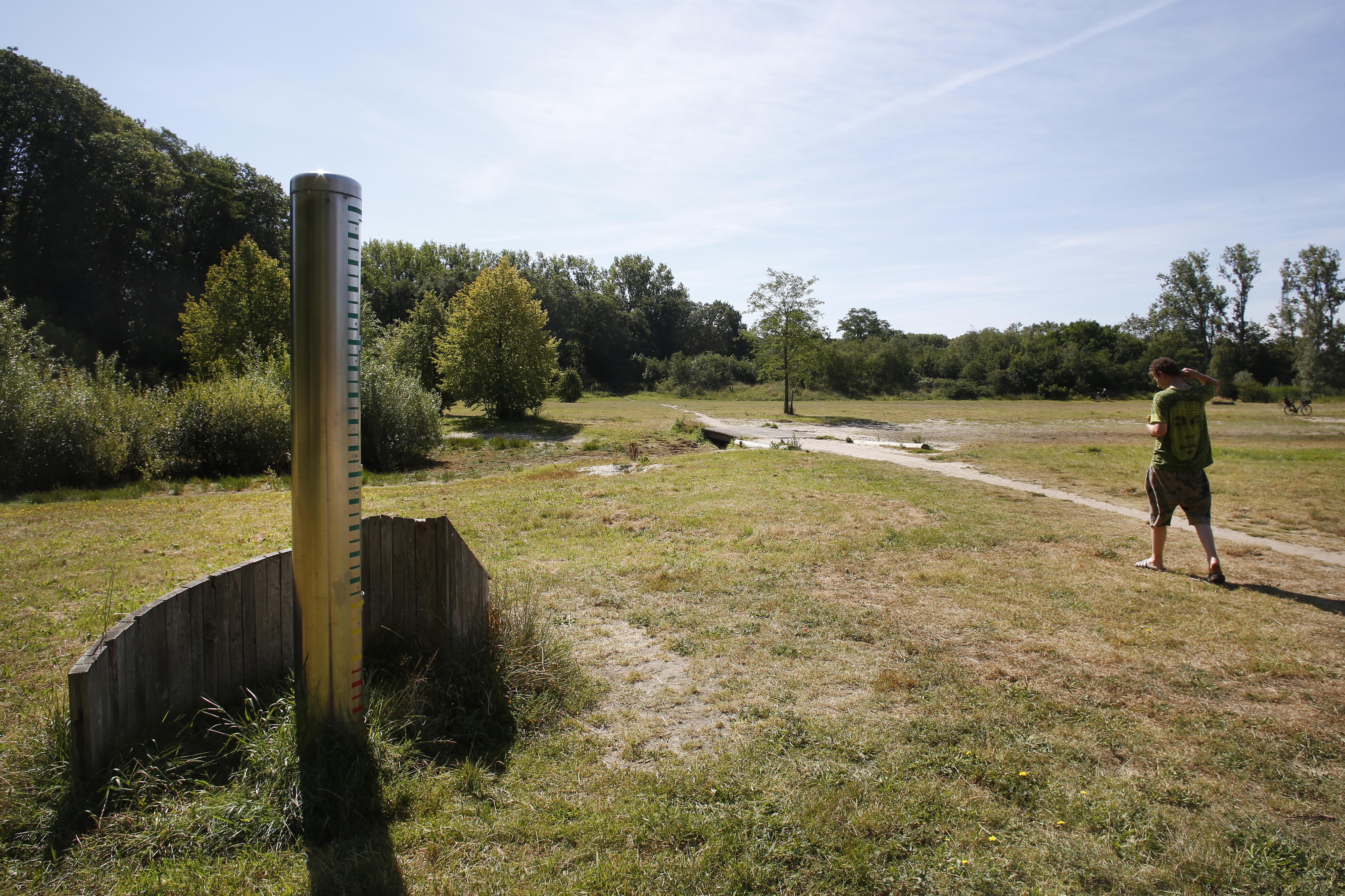 Ondergrondse nieuwbouw Tergooi is klaar, waterpeil op Anna's Hoeve is weer gezakt