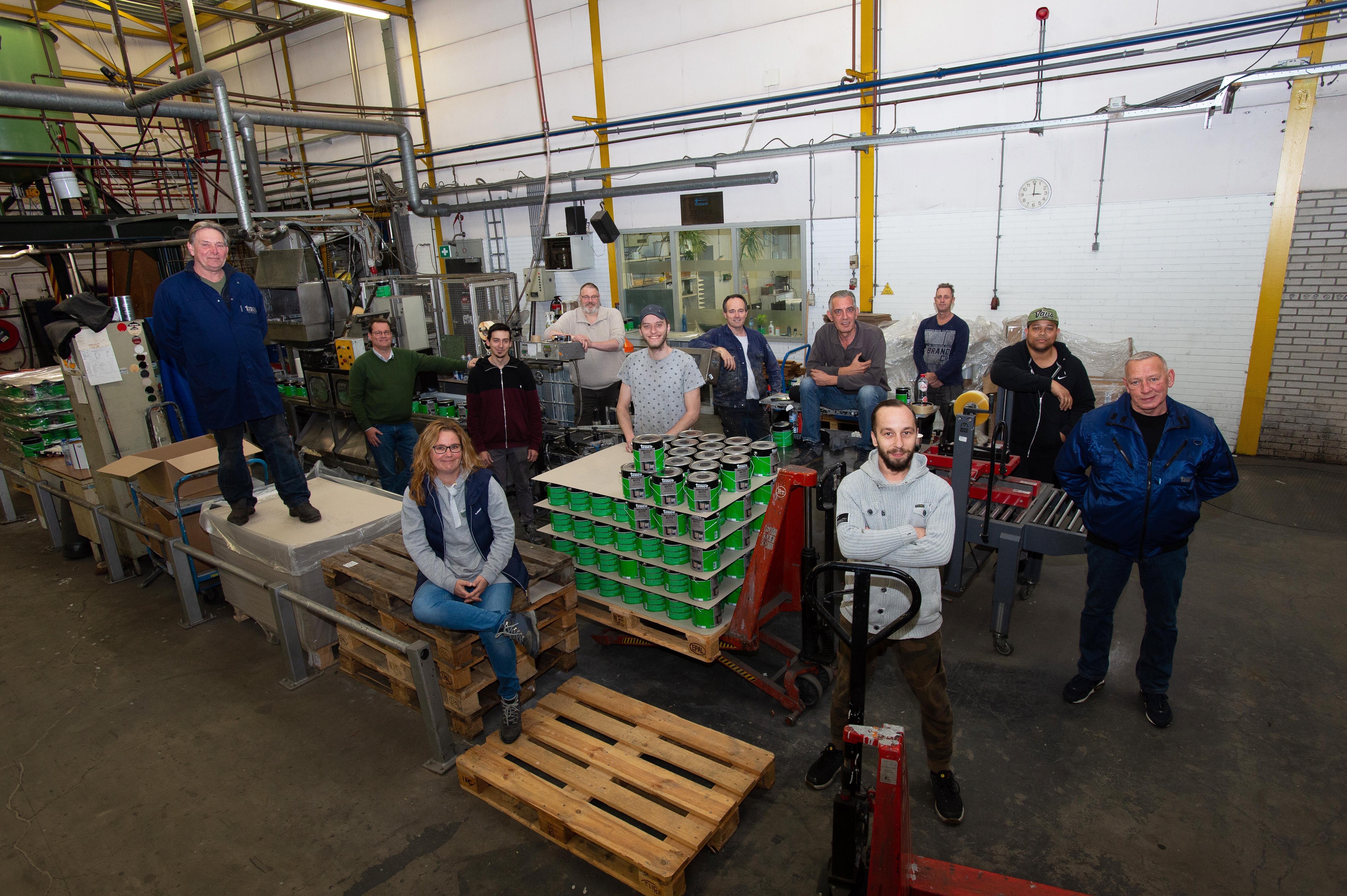 'Wij maken het meest bekende onbekende merk in Nederland': Verffabriek Touwen & Co. vertrekt na 35 jaar uit Zaandam