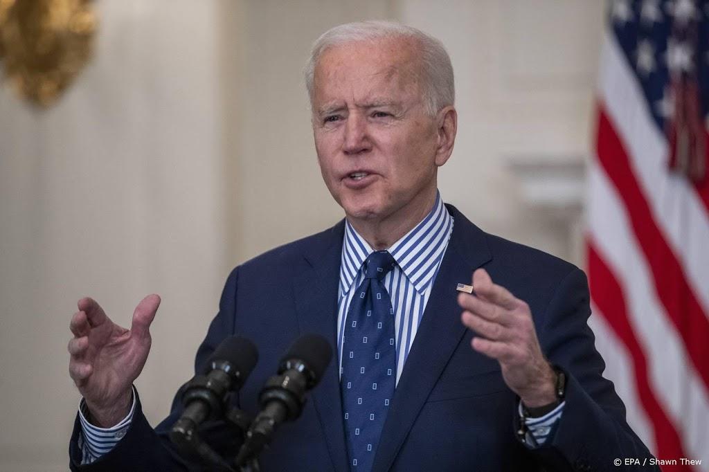 Biden houdt donderdag tv-toespraak over corona