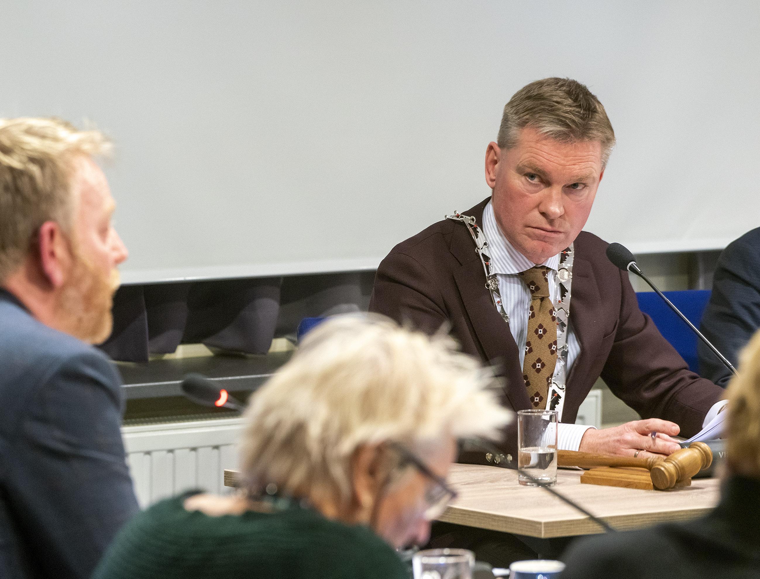 Slechts 27 van de bijna 30.000 inwoners van de gemeente Bergen geven door wat voor burgemeester zij willen hebben