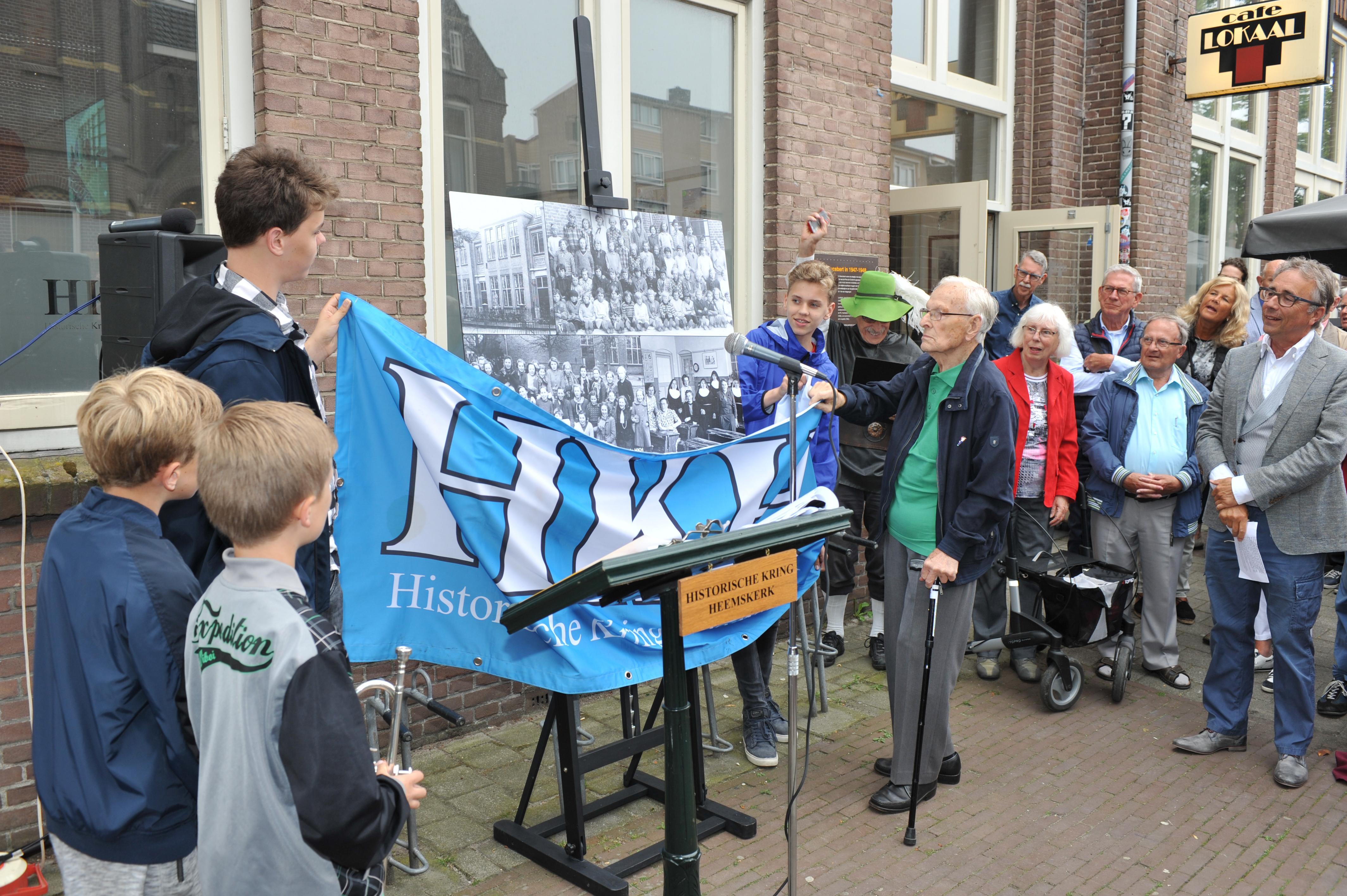Historische Kring Heemskerk start voorzichtig op