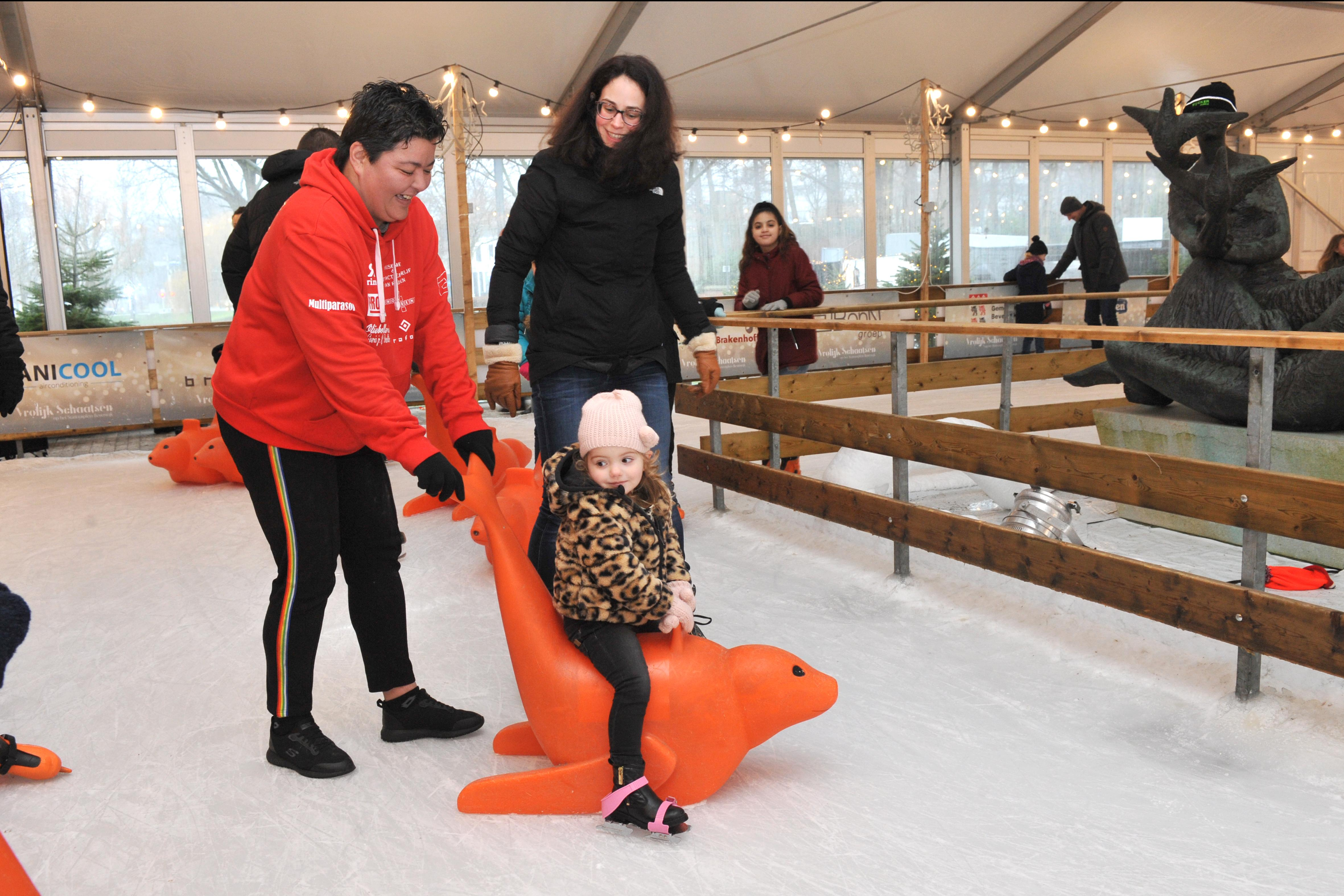 Beverwijk krijgt in december geen overdekte schaatsbaan vanwege de coronacrisis: 'Het risico is te groot'