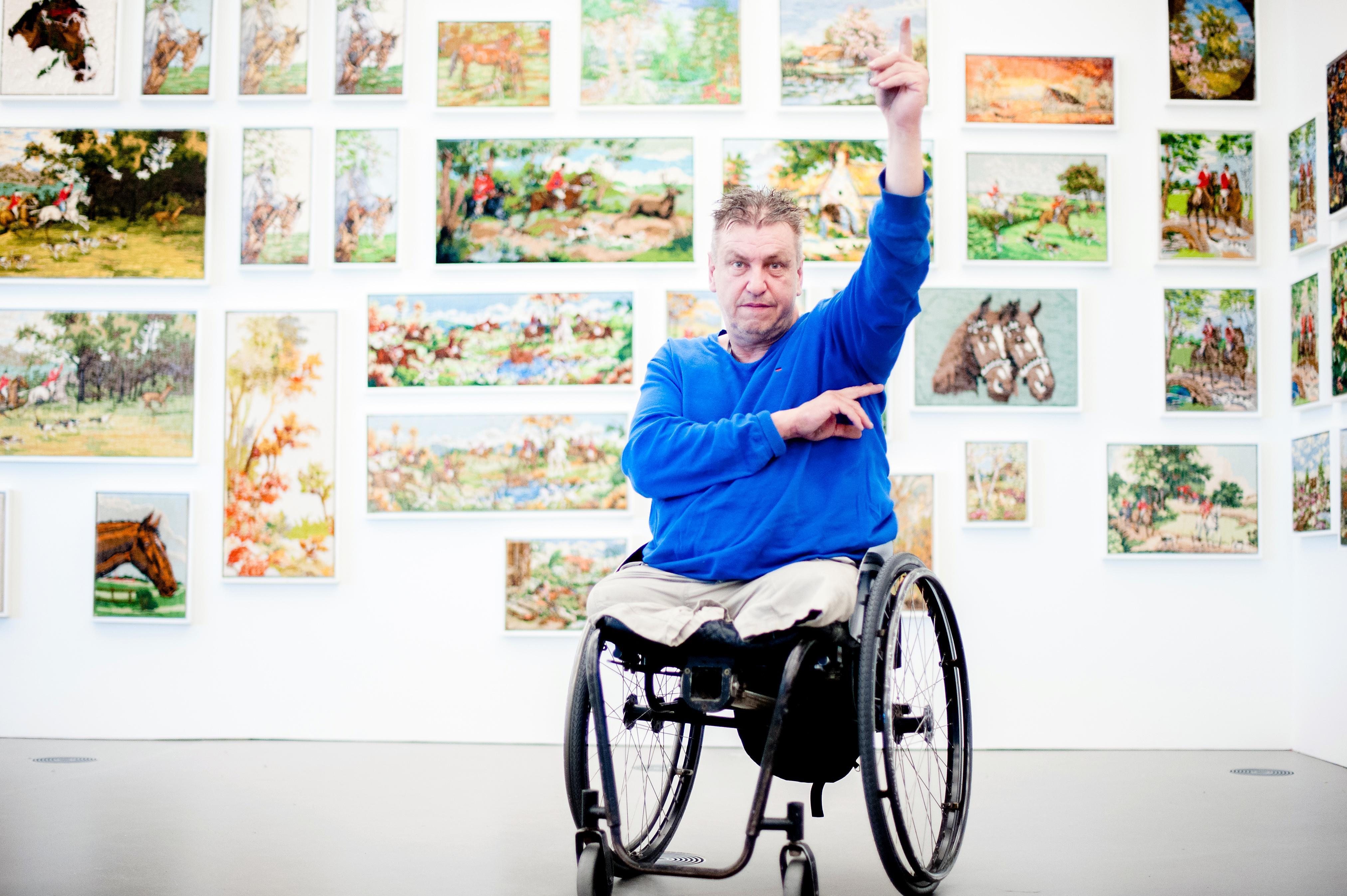 Rob Scholte ontspringt de dans opnieuw. Ook het Amsterdamse gerechtshof verbiedt de veiling van zijn kunstcollectie