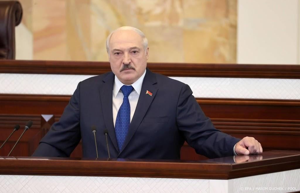 Loekasjenko noemt Duitsland nazistisch na EU-sancties