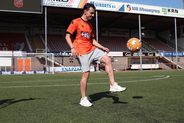FC Volendam heeft met komst Van Mieghem de voorhoede compleet. 'Toen ik hoorde dat Robert Mühren ook had getekend, dacht ik: dat is wel lekker'
