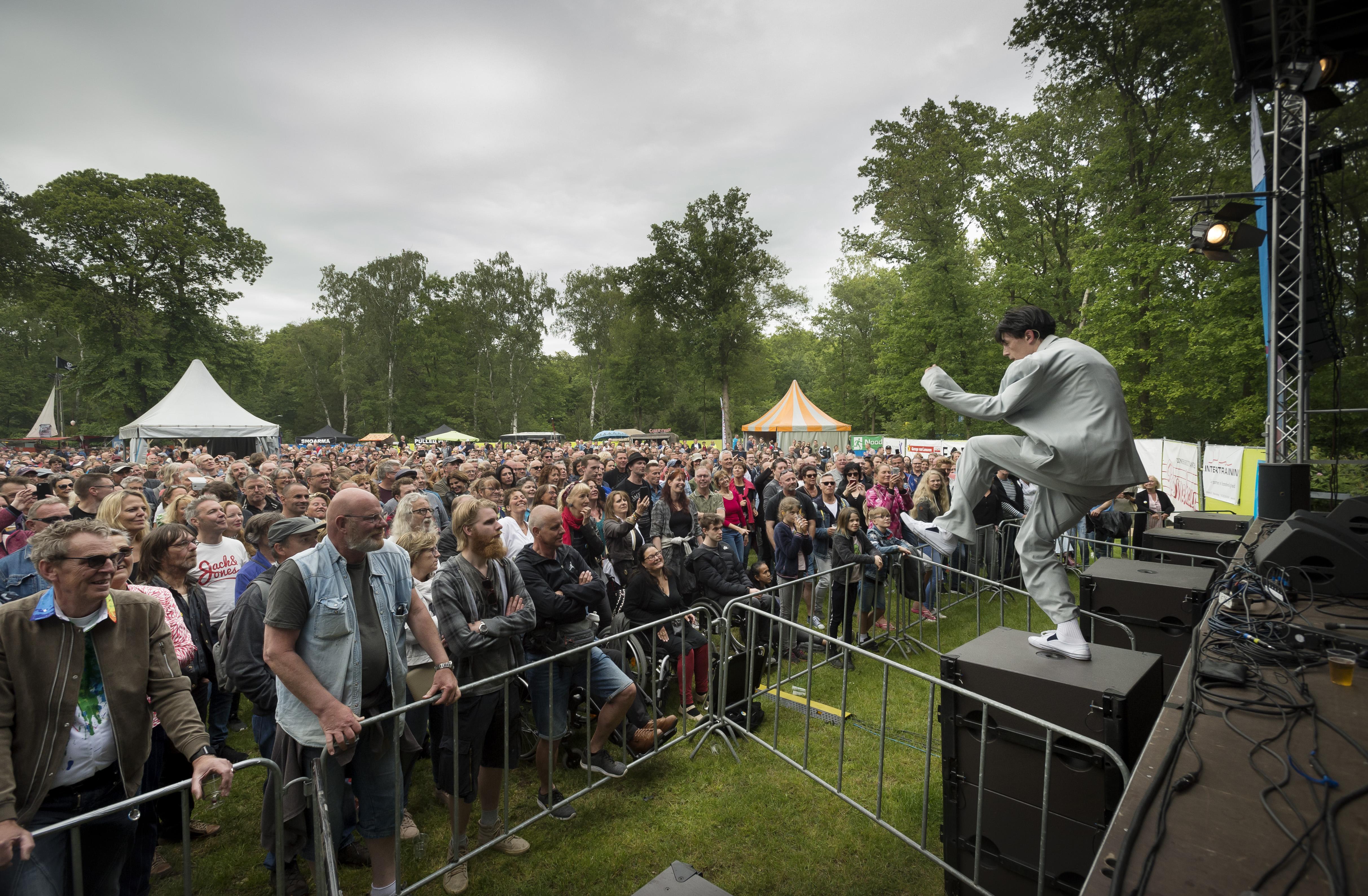 Festival Buttonpop in Lisse wordt verplaatst naar augustus