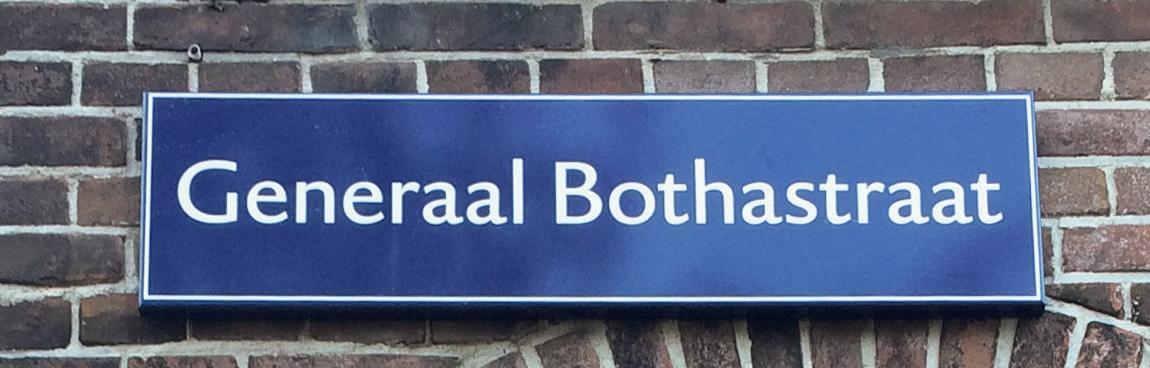 Debat over 'foute' straatnaamborden speelt niet in Haarlemse Transvaalwijk: 'President Steijn, dat was toch een dichter?'