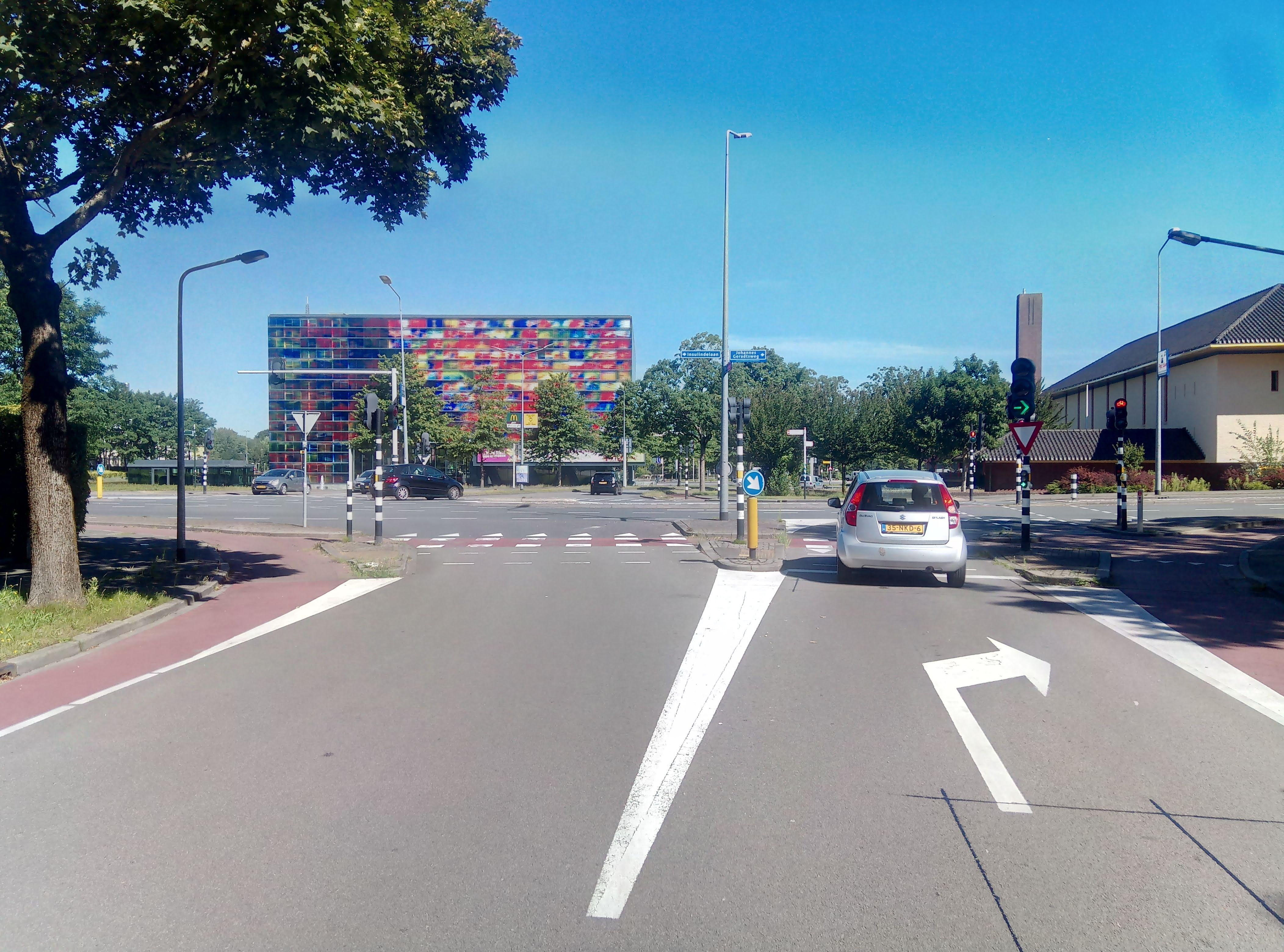 41 Hilversumse verkeerslichten voortaan op afstand bediend vanuit Hoofddorp
