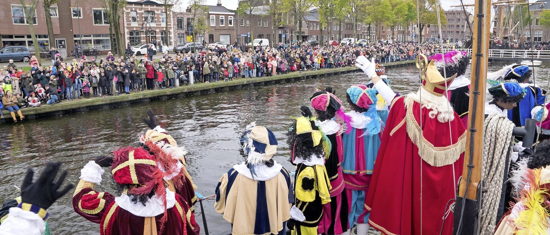 Intocht Sinterklaas in Den Helder dit jaar waarschijnlijk voor het eerst zonder Zwarte Pieten: 'Hoe dan ook een mooi feest'