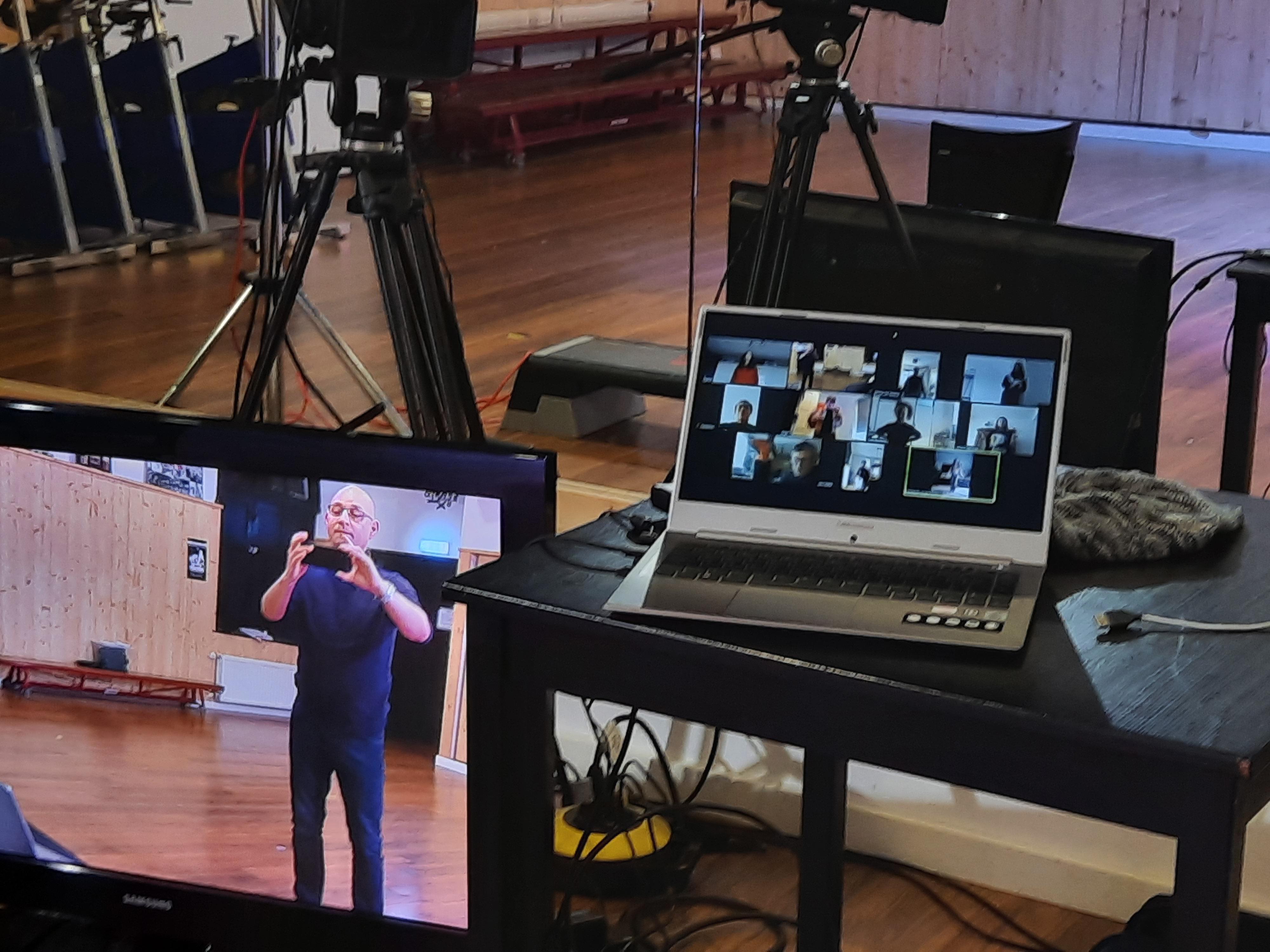 Van digitale dansles tot online lezingen: het is niet alleen kommer en kwel in het cultuurlandschap van Den Helder