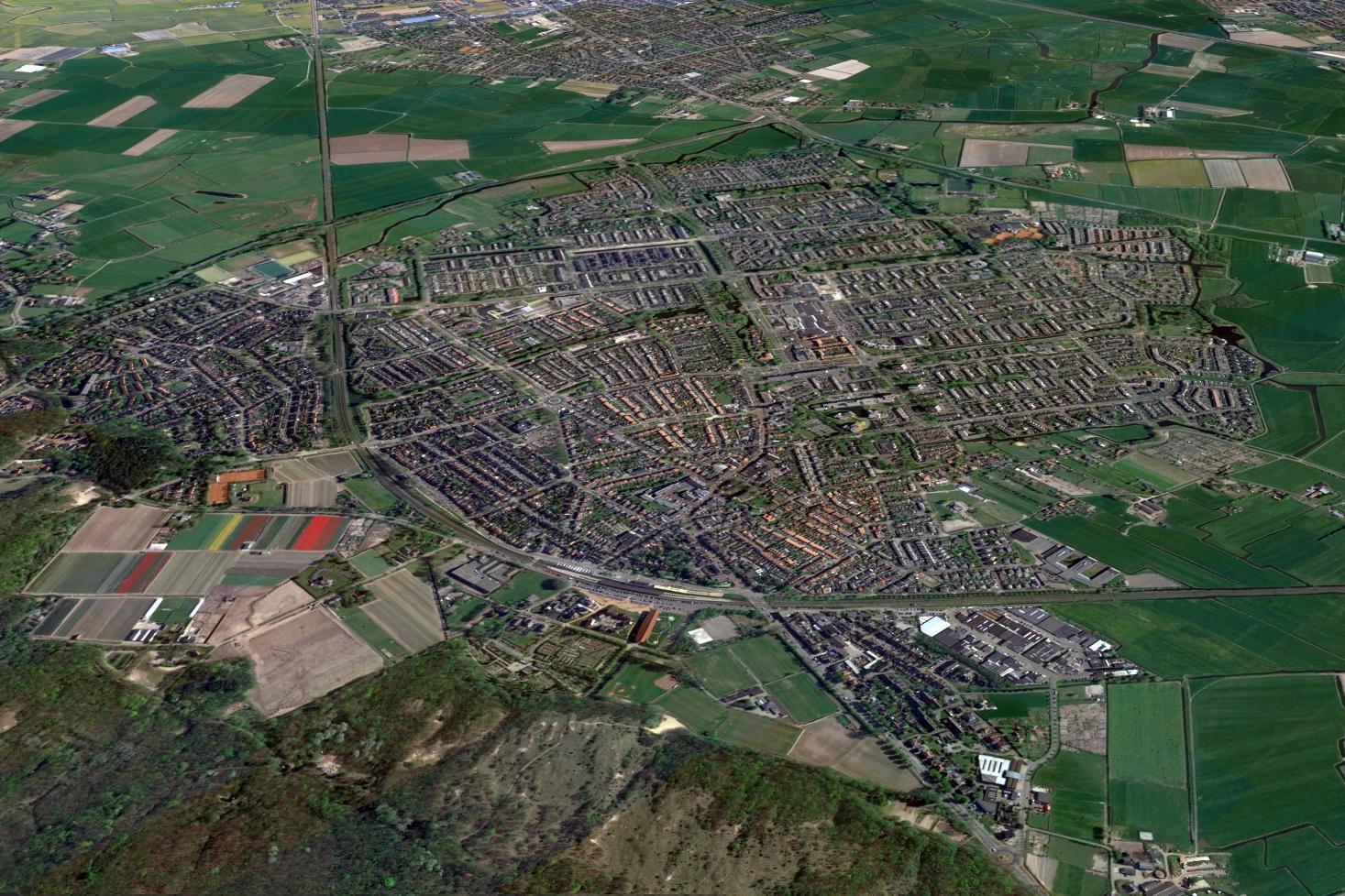 Mijlpaal: Castricum voor het eerst boven de 36.000 inwoners