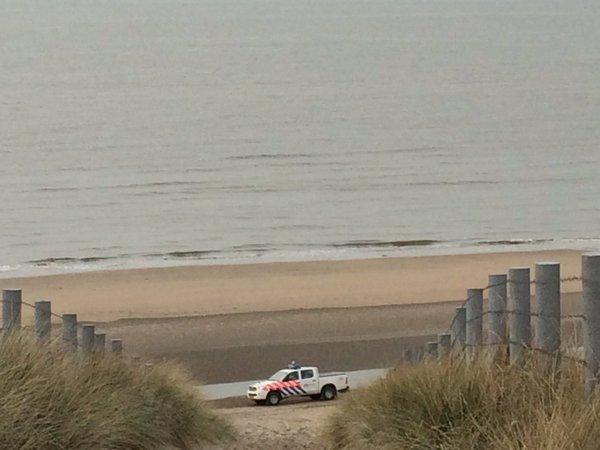 Twee bruinvissen gered uit visnet bij Noordwijk aan Zee