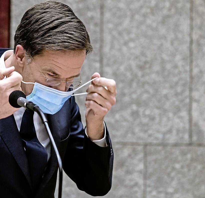 Gratis mondkapjes voor Zaankanters met uitkering