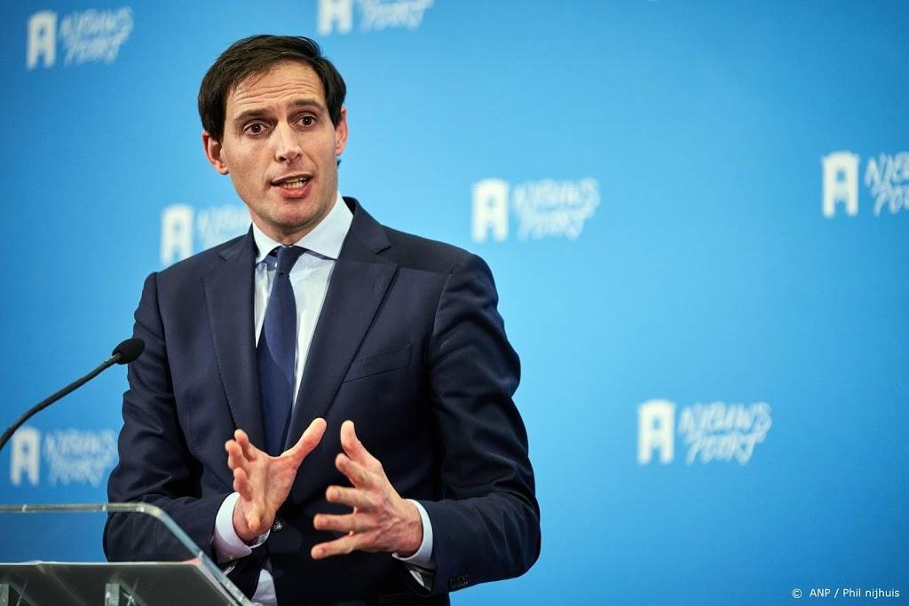 CDA-lijsttrekker Hoekstra zet zich af tegen VVD