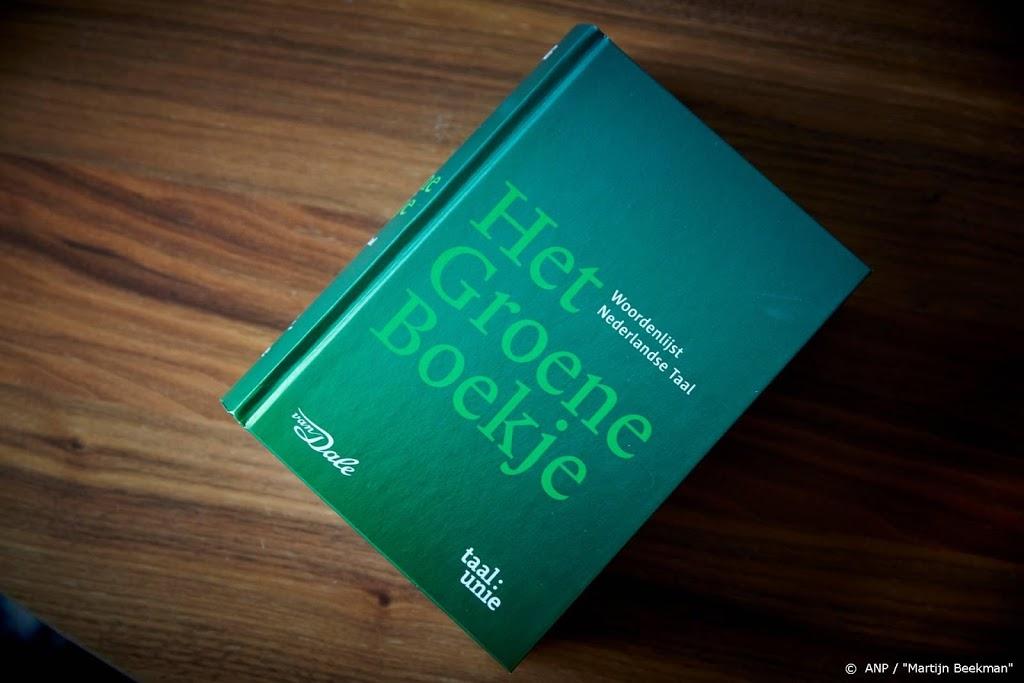 Soco, warmhartigheid en plotsbond strijden voor woordenboekopname