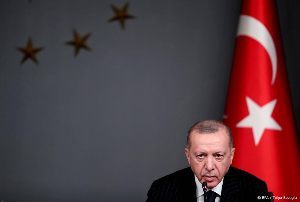 Erdogan trotseert sanctiedreiging VS om raketten