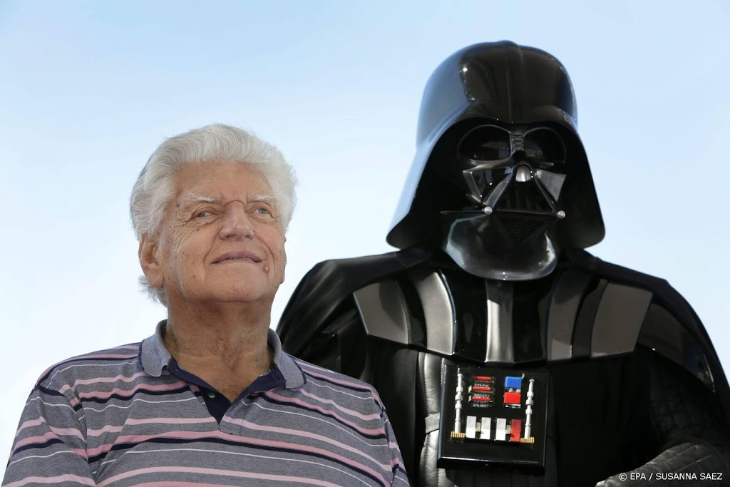 Britse 'Darth Vader' acteur David Prowse overleden