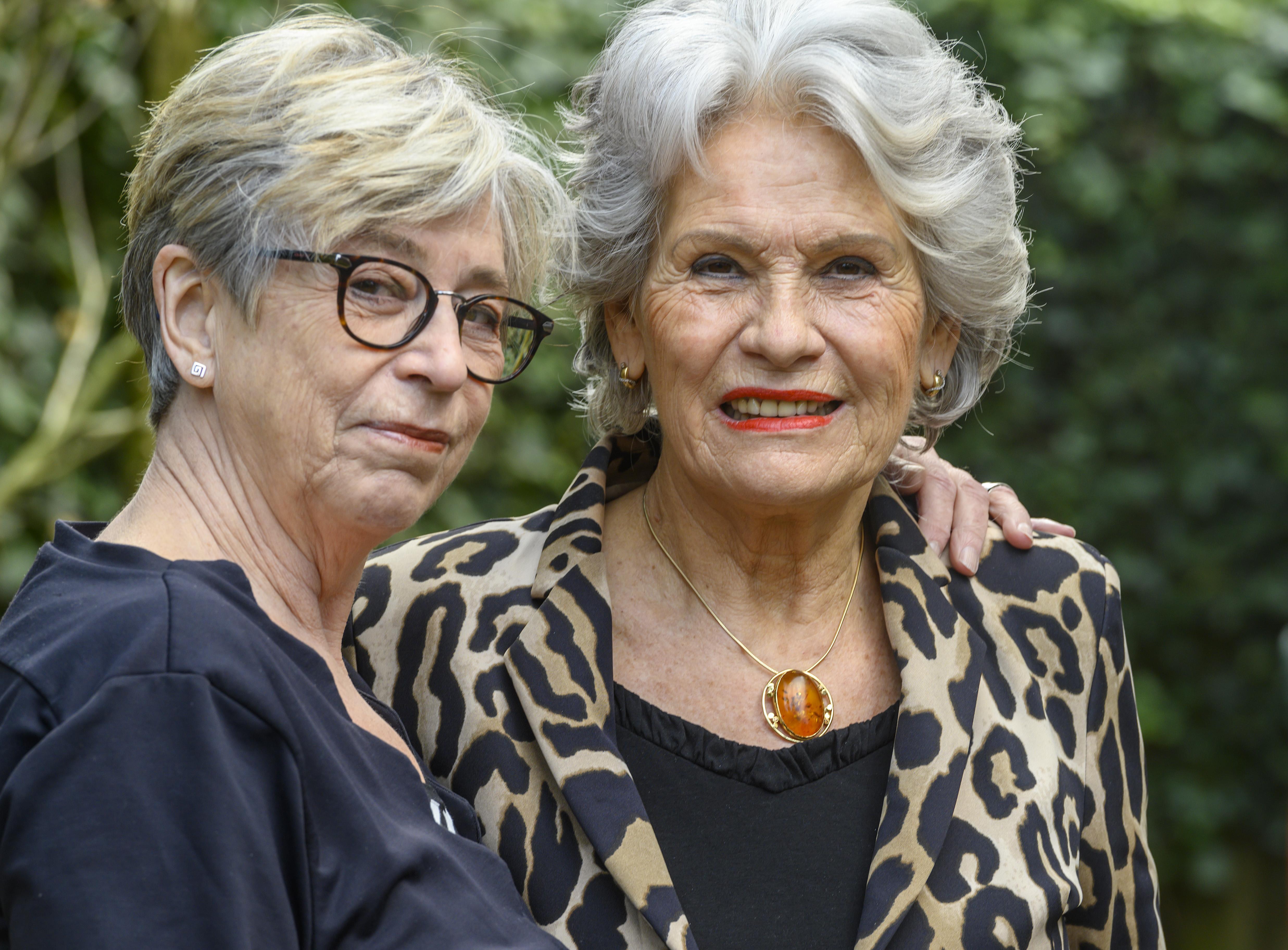 Gea Beukema en Charlotte Krop portretteerden vijftig actieve zeventigers: Niet alleen 'ons soort mensen'