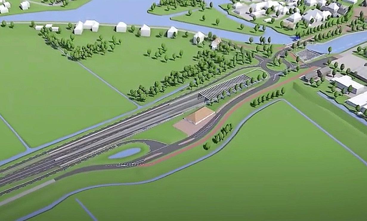 Meepraten over de ondertunneling van de N247 bij Broek in Waterland? De provincie nodigt eenieder uit in haar 'ateliers'