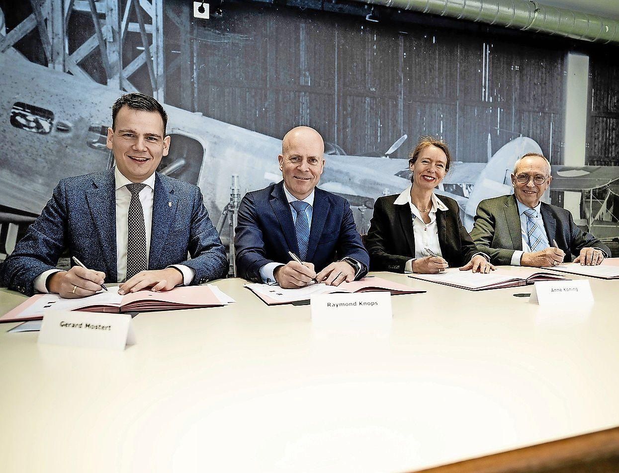 Wassenaar stelt reeks voorwaarden aan akkoord met zeshonderd extra huizen: 'Trekt Katwijk zich er niks van aan? Dan volgt plan B'