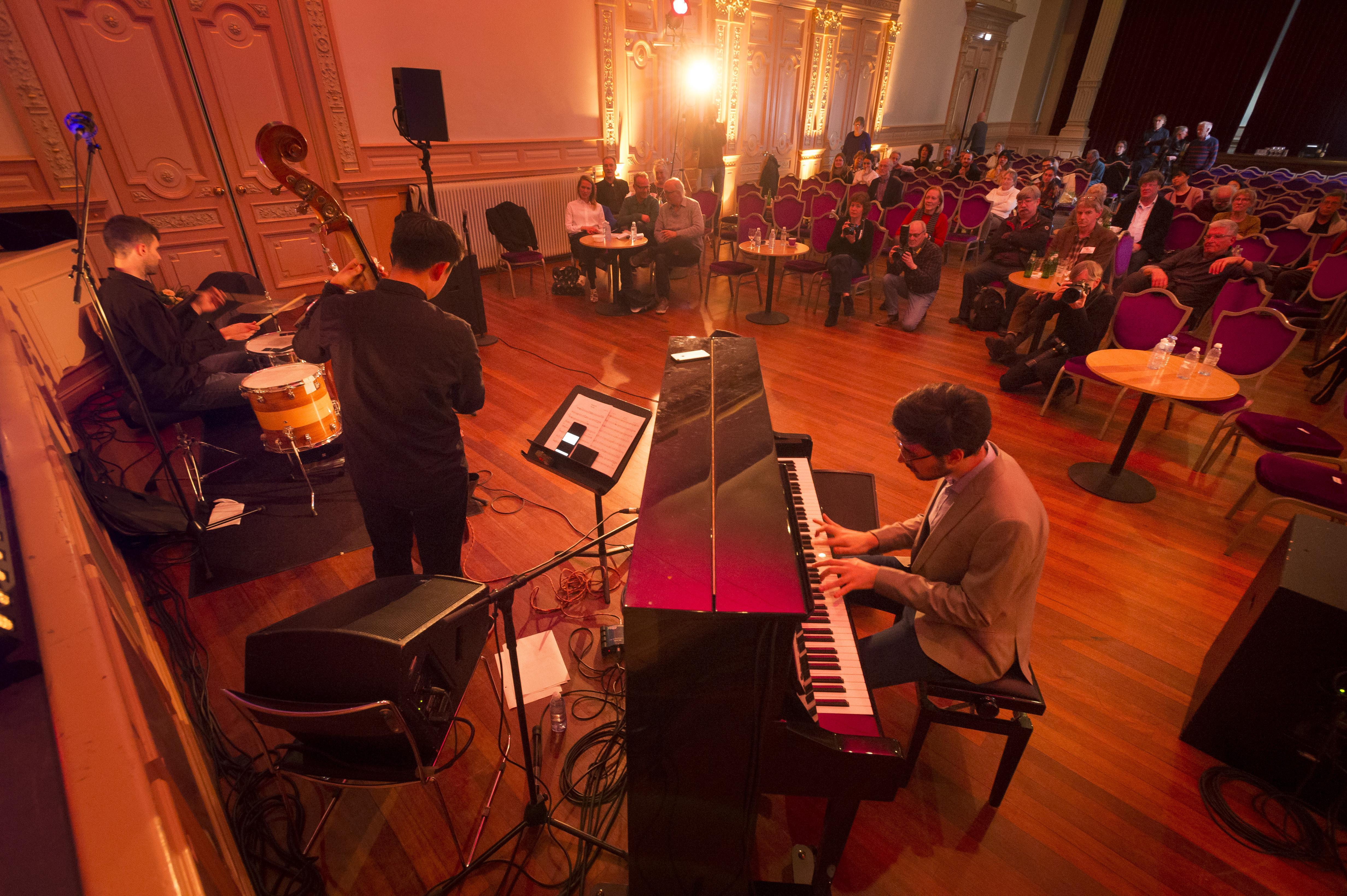 Jazz Award Leiden voortaan ook voor regionaal jazztalent