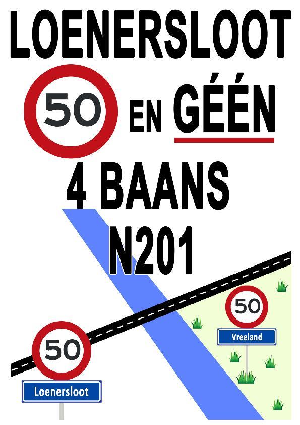 Actiegroep WijLoenersloot beticht provincie Utrecht van achterhouden informatie over Vreelandseweg (N201). In rapport ontbreken pagina's. 'Het lijkt de Belastingdienst wel'