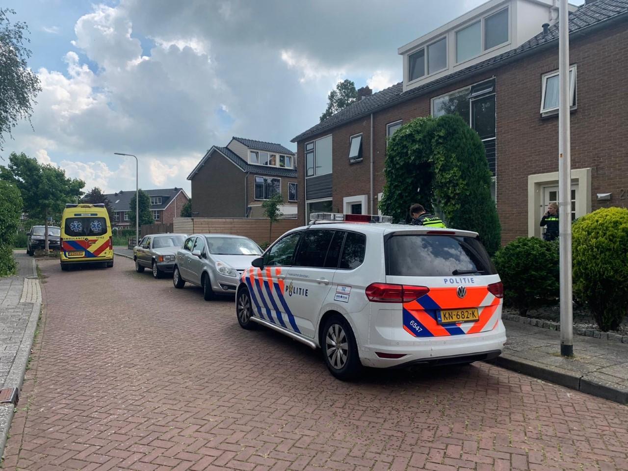 Vrouw gewond na beroving in Alphen aan den Rijn