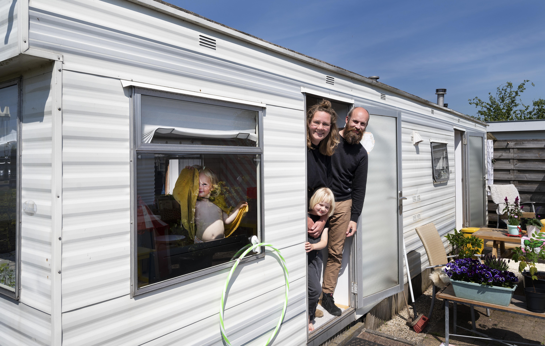 Haarlems zelfbouwproject Het Groene Hofje: 'Schalkwijk wordt het nieuwe Amsterdam-Noord'
