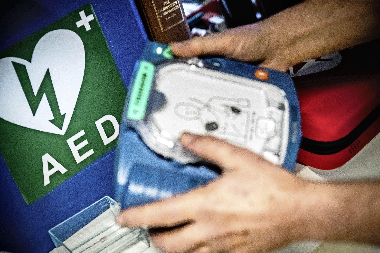 Hartstilstand? In Blaricum is de overlevingskans gestegen door voltooiing AED-netwerk