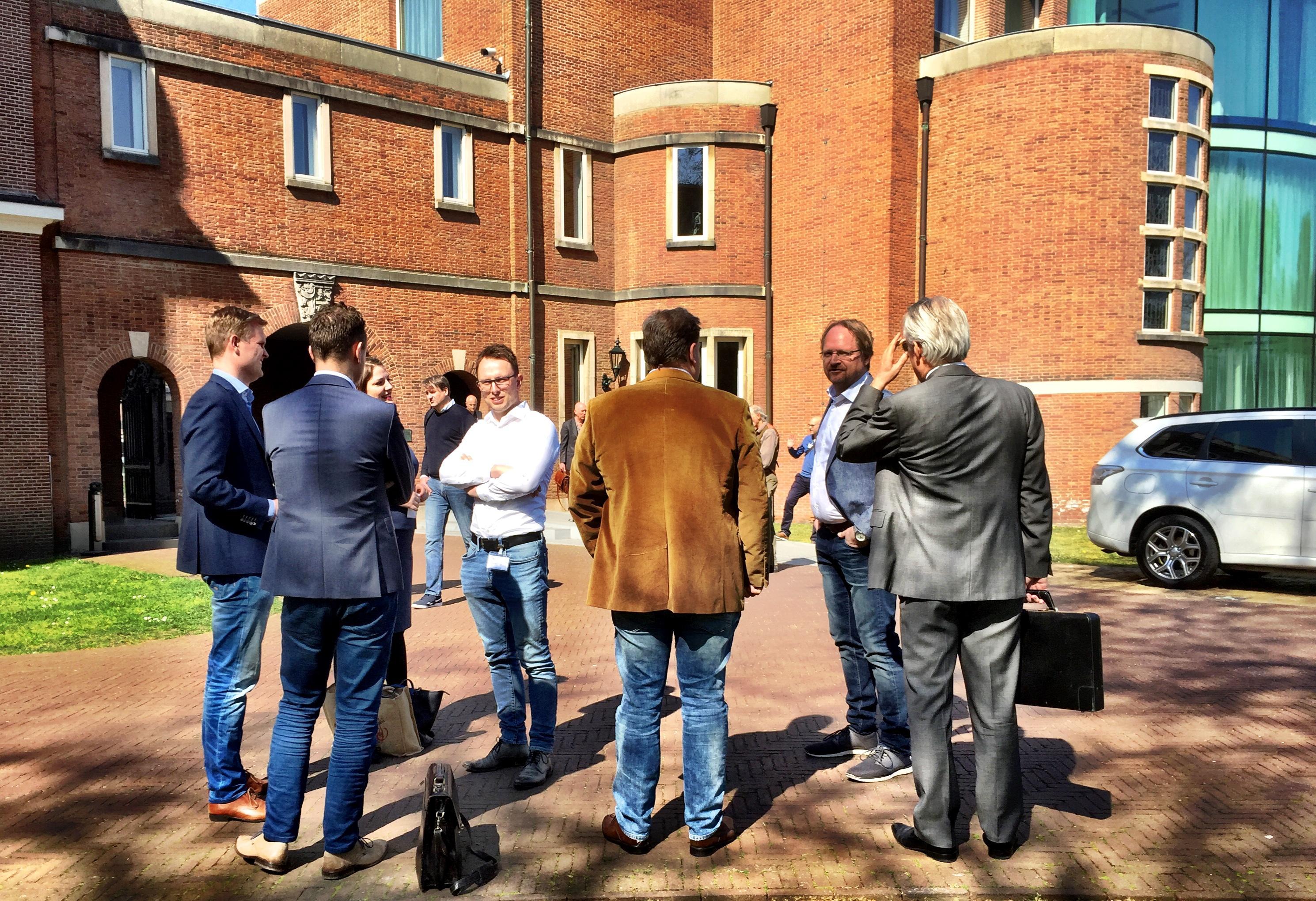 Links Noord-Holland droomt van coalitie 'met tomatensmaak'