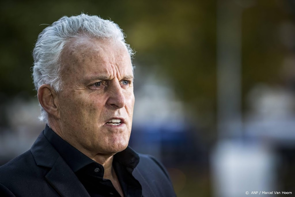 Vriendin Peter R. de Vries voelt zich 'geamputeerd' na zijn dood