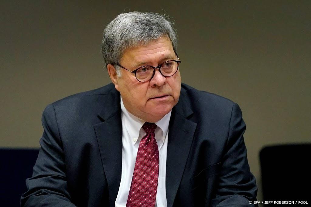 Minister VS: geen bewijs verkiezingsfraude die uitslag verandert