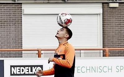 Antonucci mogelijk nog een jaar bij FC Volendam dankzij deal met Feyenoord