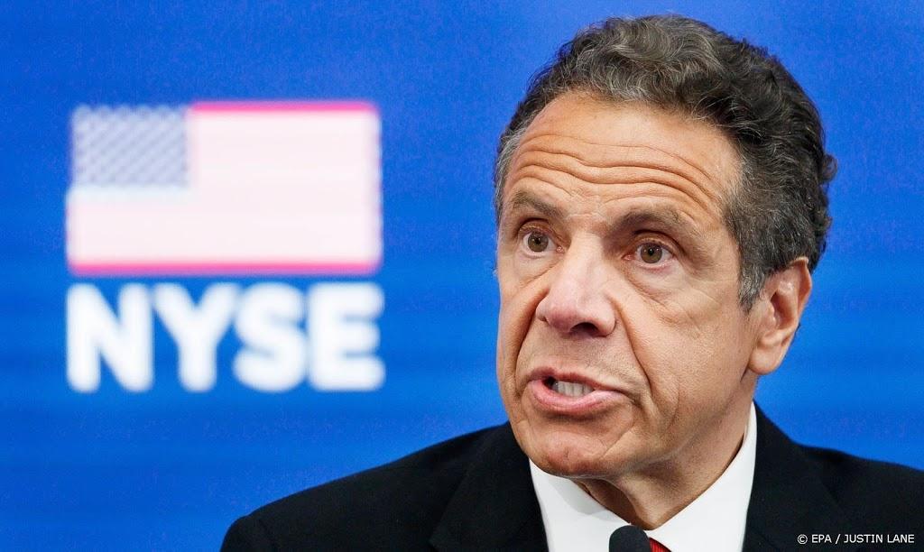 Gouverneur New York krijgt Emmy voor coronaspeeches op tv