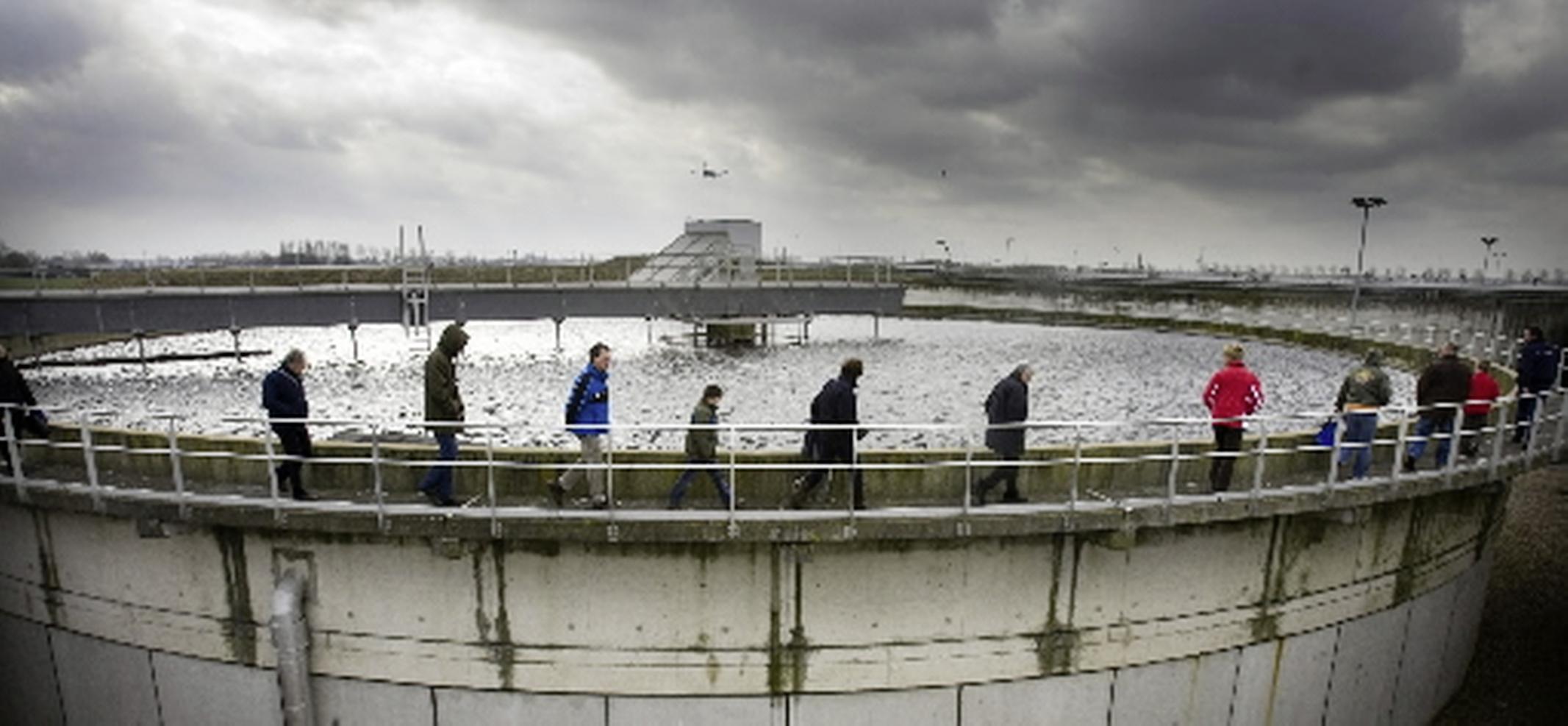 Aquathermie is 'het blauwe goud'. Waterschap neemt voortouw in verwarming van huizen en bedrijven met oppervlakte- en afvalwater