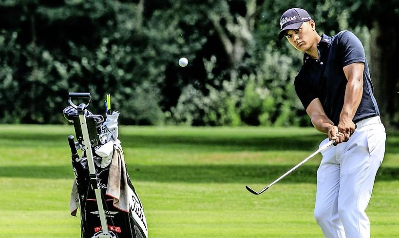 Golfer Mike Toorop slaat met startbewijs voor de Pro Golf Tour 'kortere route in richting de European Tour'