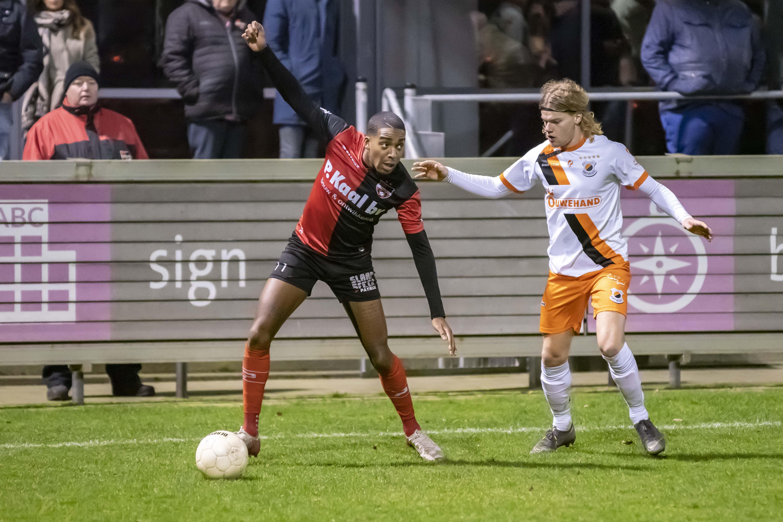 Katwijk-aanvoerder Robbert Susan kan leven met gelijkspel bij De Treffers