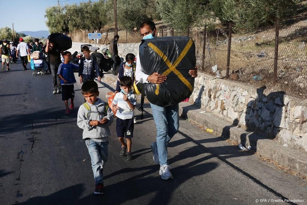 Eerste 50 minderjarige vluchtelingen Moria naar Duitsland
