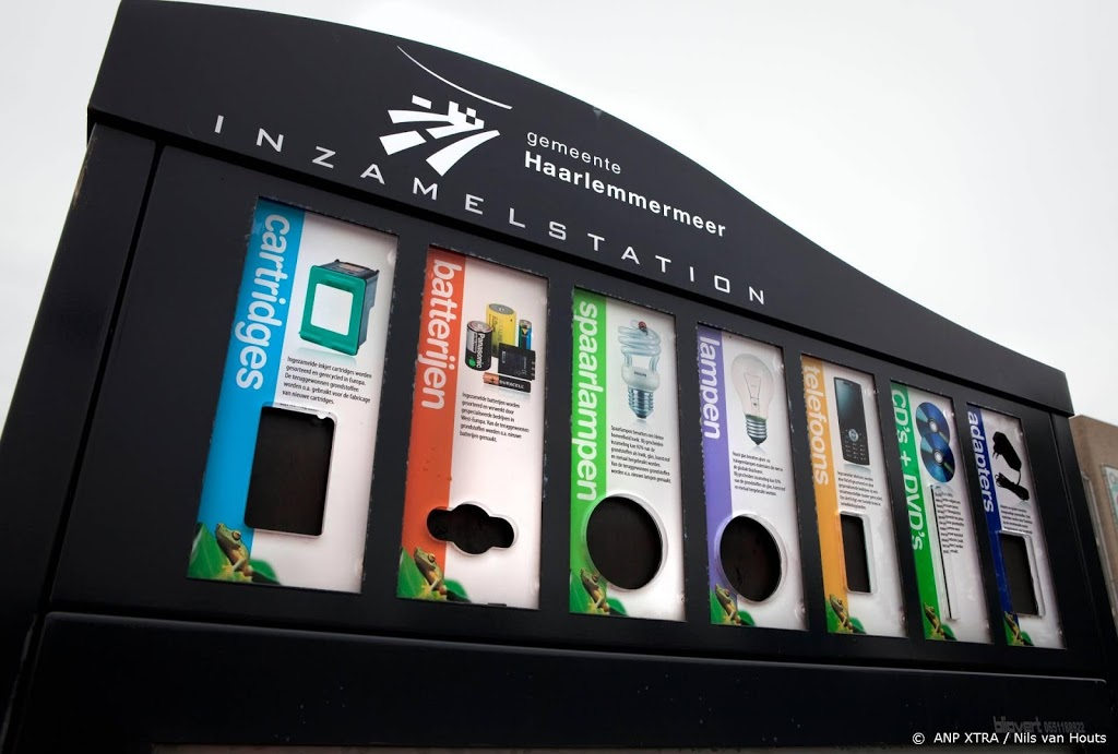 Nederlanders gooien steeds minder oud papier weg