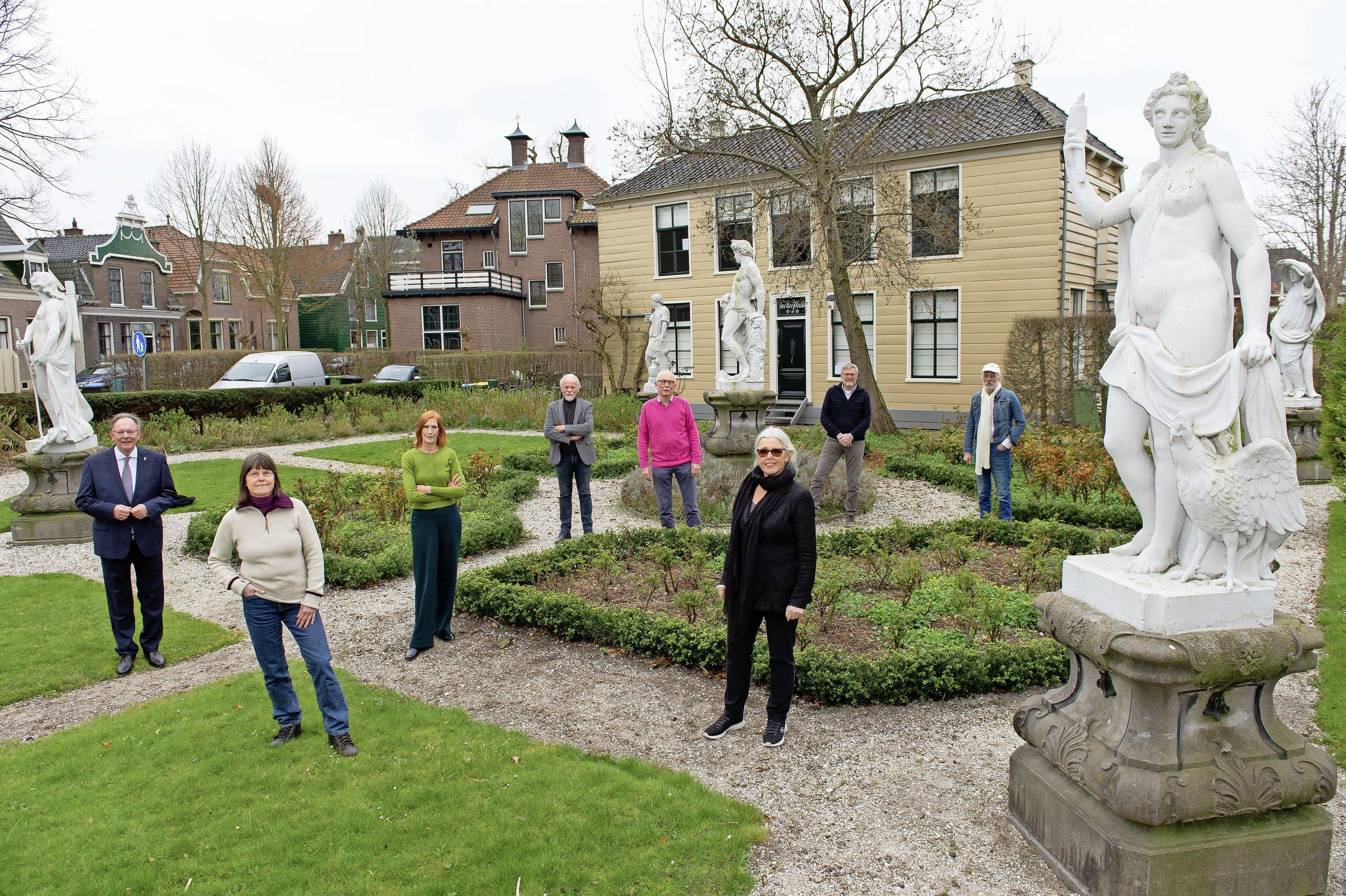 Vinger aan de pols bij 110 bedreigde panden in de Zaanstreek: van Zaanse houtbouw tot wederopbouw