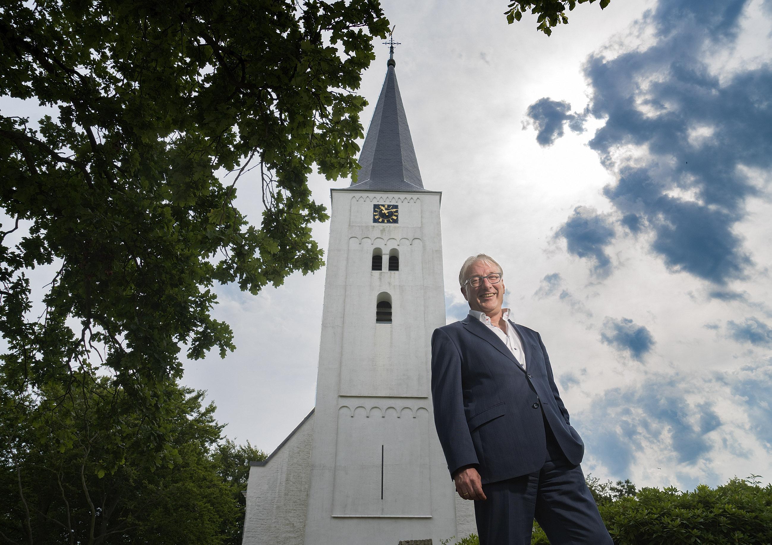 Hans Romeyn zat in hetzelfde burgemeestersklasje als Piet Bruinooge. 'Een goede buurman en vriend'
