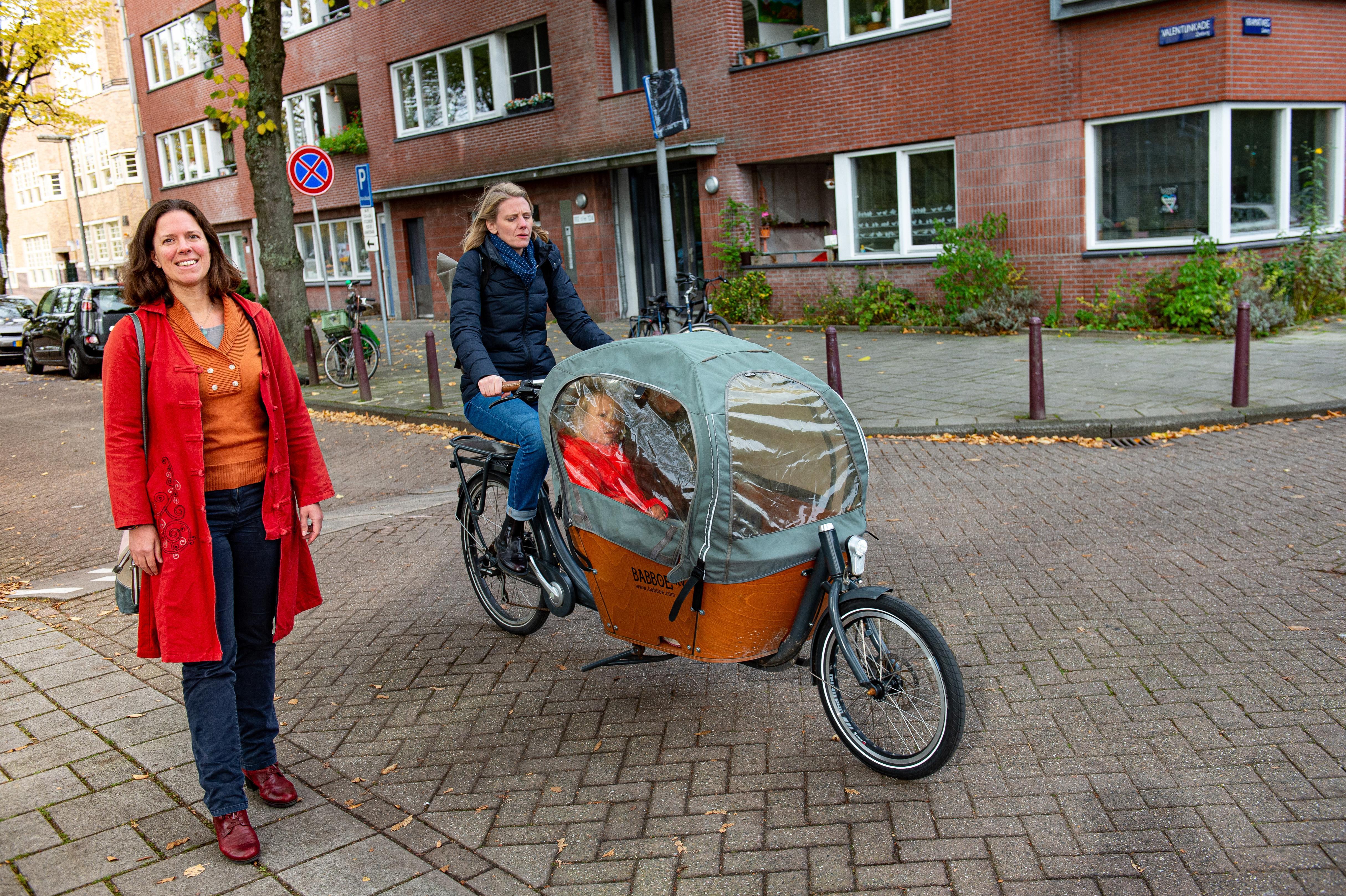 Iedereen wil 'een heus met een teuntje'. Jonge gezinnen hebben de overhand bij de nieuwkomers in Zaanstreek-Waterland