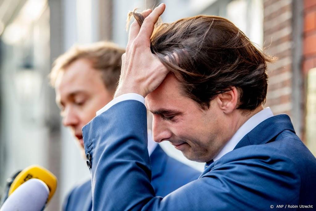 Baudet sluit zelf terugkeer in Kamer na verkiezingen niet uit