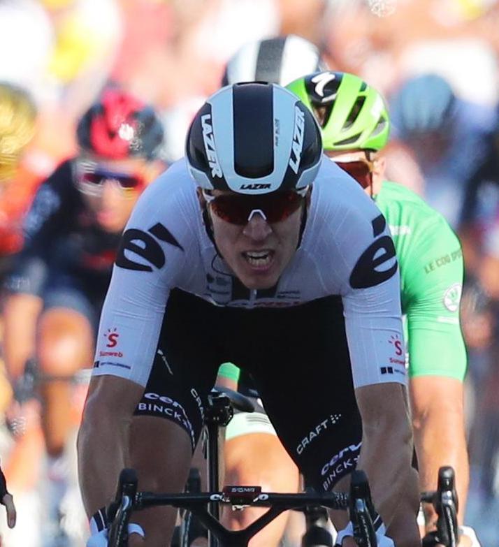 Wielrenner Bol moet na finish tijdrit hopen op niet te snelle winnaar: anders moet hij de Tour de France verlaten
