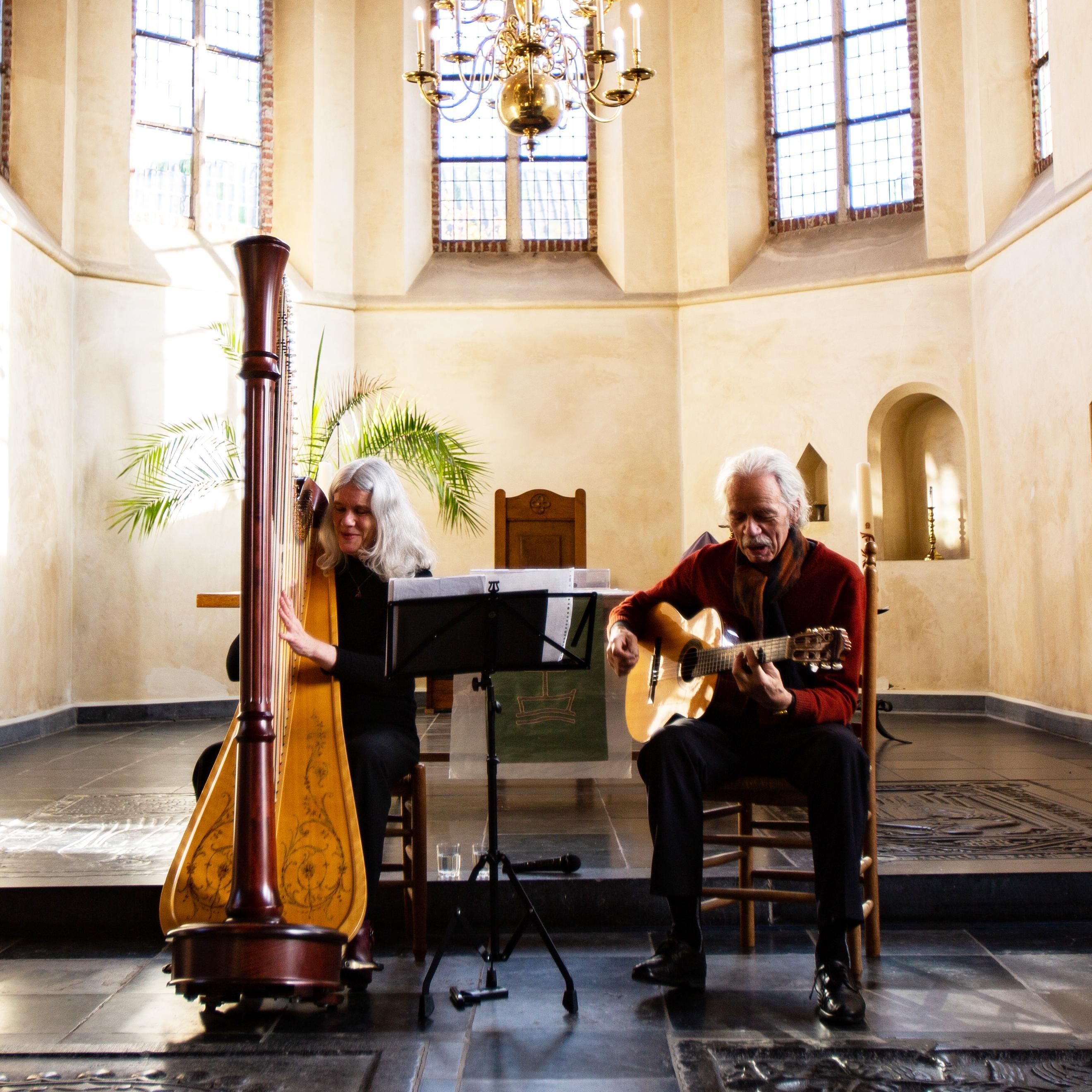 Na versoepeling van de coronaregels staan er veel concerten op het programma in Leiden