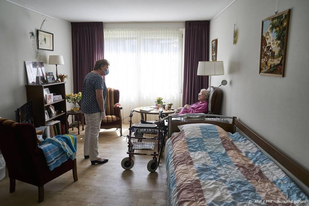 Ook in verpleeghuizen begint aantal coronagevallen toe te nemen